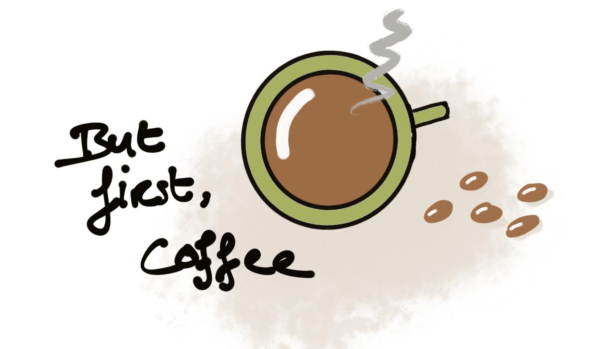Chantal Wuijster coffee
